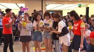Super Girls@Apm一起download的日子part1