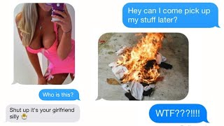 Worlds Worst Breakup Texts! #2