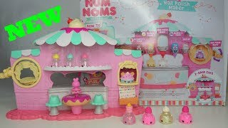 Num Noms Scented Nail Polish Maker Toys Review | Sophie's Play Day