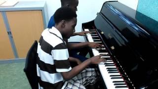 Dj Ken x Kalash - Pépinière Freestyle au Piano //  Evens Venvens & Dave