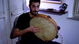 Pillola di Ritmo 02 - Il tamburello: postura suoni fondamentali ed esercizi binari