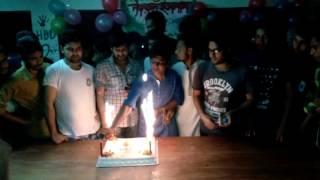 Birthday Celebration of Nazrul Islam Babu 2016