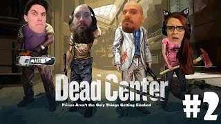PILES OF HUNTERS?! | Left 4 Dead 2 W/ Dipstick Jimmy and friends!
