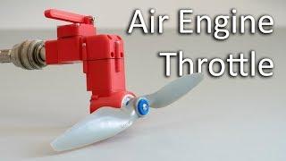 Air Engine Throttle