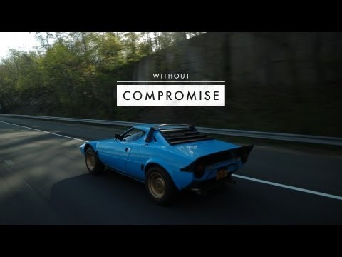 The Uncompromising Legendary Lancia Stratos