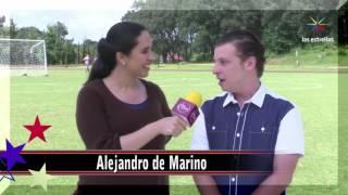 ENTREVISTA ALEJANDRO DE MARINO PARA COMO DICE EL DICHO