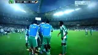 Mali vs Nigeria [1-4]  All Goals & Full Highlights (Africa Cup Of Nations 2013)