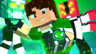 BEN 10 NO BEDWARS !! - Minecraft