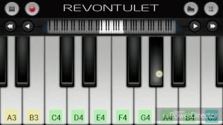 NATRANG song on perfect piano