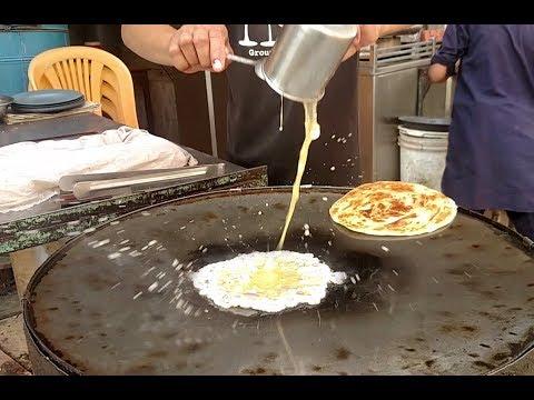 Xxx Mp4 Pizza Paratha Anda Egg Paratha Street Food Of Karachi Pakistan 3gp Sex