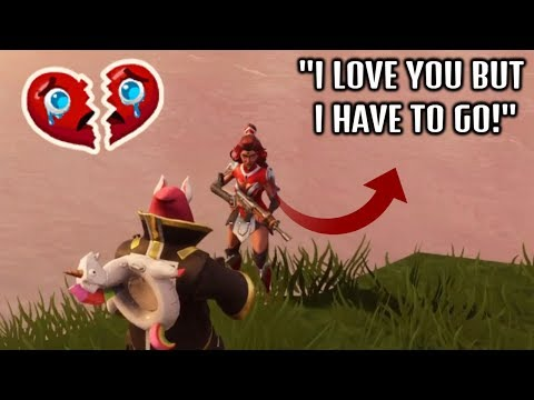 Saddest Moments in Fortnite #59 (TRY NOT TO CRY) [SEASON 5]