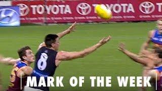 Mark of the Week - Matthew Kreuzer (Rd20)