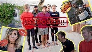 HOT SEAT CHALLENGE!! (we