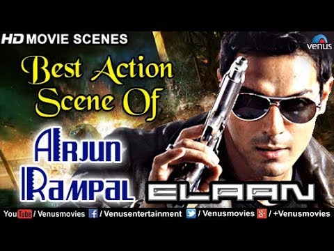 Arjun Rampal Best Action Scene   Hindi Movies   Elaan   Bollywood Movie Scenes 2017