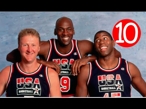 watch USA Basketball: Top 10 Plays Of All Time