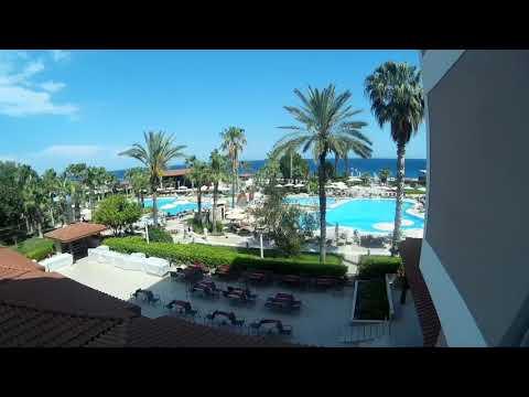 Обзор отеля AKKA ALINDA HOTEL 5* (Кемер) Турция