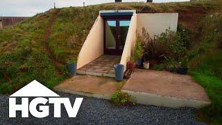 Bunker Living in Modern World - HGTV