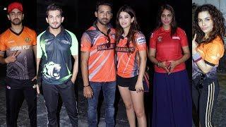 BCL 2018 Photoshoot | Box Cricket League | Arshi Khan, Rakhi Swant, Puneesh And Bandagi