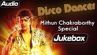 Disco Dancer Mithun Hits  - Audio Jukebox - Evergreen Bollywood Retro Hits