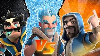 WHO IS BETTER!?!🔸WIZARD vs. WIZARD Comparison🔸Clash of clans