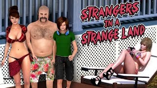 DREAM MOMMIES - Strangers in a Strange Land Gameplay (Part 1 of 2)