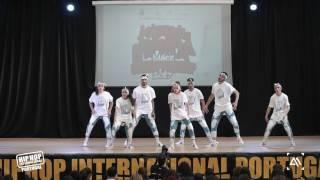 RP Shout | Final Adult @ Hip Hop International Portugal 2017