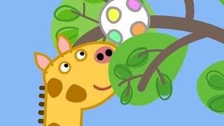 Peppa Pig English Episodes | Peppa plays Ball #PeppaPig