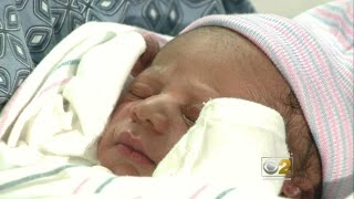 Baby Boy Can't Wait, So Mom Gives Birth In Front Seat