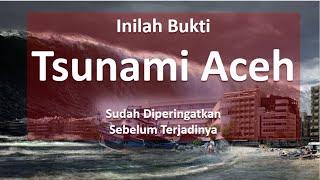 Ternyata Tsunami Aceh Sudah Ada Peringatan Sebelumnya ...