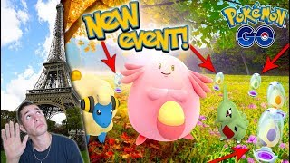 BEST EVENT THIS YEAR? NEW INCUBATOR, EGGS, REWARDS & EVENT COMING IN POKÉMON GO! + GOODBYE PARIS!