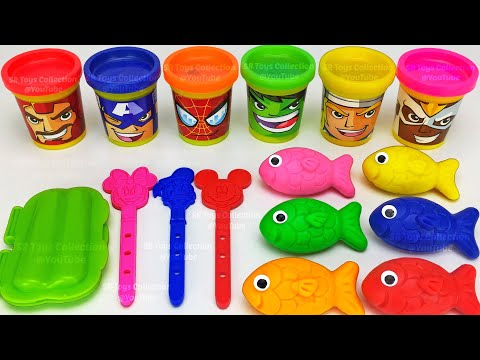 Xxx Mp4 Making 3 Ice Cream Out Of Play Doh And Learn Numbers Chupa Chups PJ Masks Kinder Surprise Eggs 3gp Sex