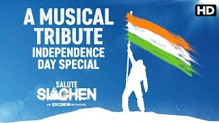 Our Salute to Siachen