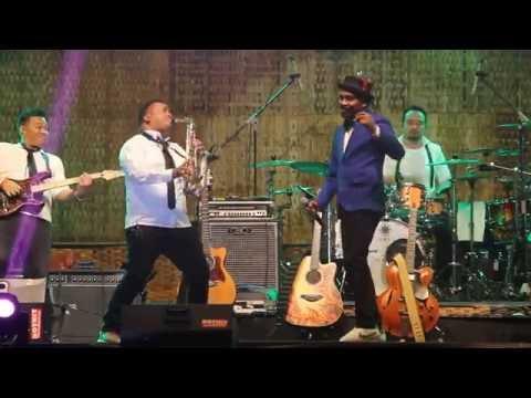 Glenn Fredly Trio Lestari Malang Jazz Festival 2016 Akhir Cerita Cinta