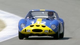 1955 - 1962 GT Cars - Rolex Monterey Motorsports Reunion
