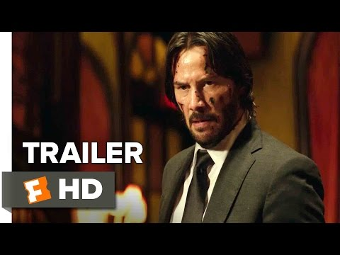 Xxx Mp4 John Wick Chapter 2 Official Trailer Teaser 2017 Keanu Reeves Movie 3gp Sex