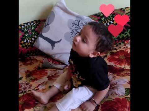 BABY RUDRANSH as like father Faaan of ketrena
