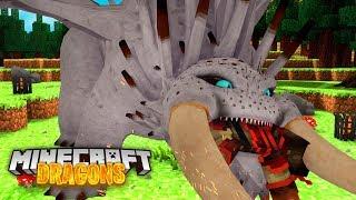 BEWILDERBEAST EATS a FIRE NATION GENERAL! - Minecraft Dragons