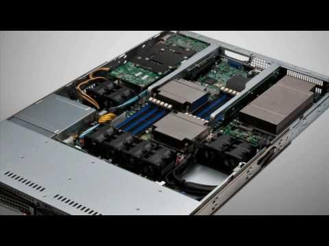 Introducing the World's Fastest 1U Server