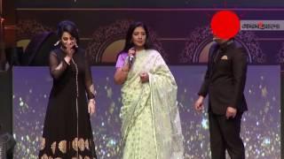 Meril Prothom Alo Award|| সুবর্ণা মুস্তাফার কাছে কী শিখতে চাইলেন পূর্ণিমা