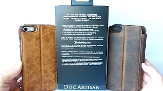 Doc Artisan Sport Wallet Case for iPhone 6+: The Ultimate Wallet Case?