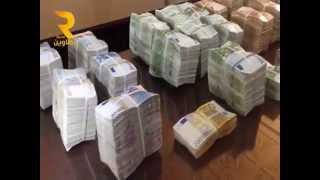 إحباط عملية تهريب لعملة صعبة وذهب نحو القطر الليبي بقيمة 5 مليارات.
