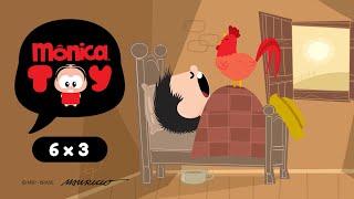Monica Toy | Wake up, dang it! (S06E03)