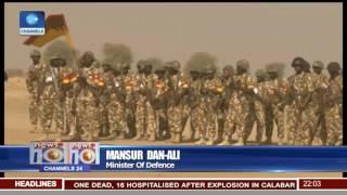 Army Holds Marksmanship Tournament In Sambisa