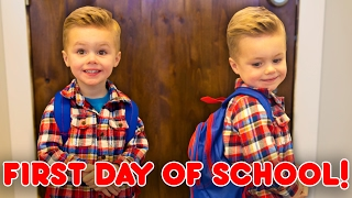 How Was Your FIRST DAY OF SCHOOL?!