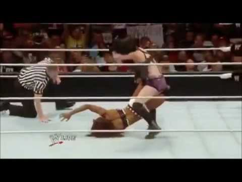 WWE Paige - P.T.O. (Paige's Tapout) Modified Scorpion Crosslock Tribute