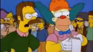 Los Simpson  Musica Dominicana Me Tiene Jarto Parodia downloaded with 1stBrowser