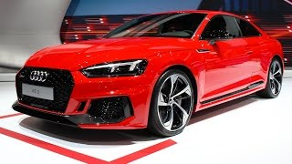 Audi RS5, RS3, TTRS, R8 And RS7 | NYIAS | CarLifestyle