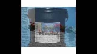 Mineral wall Paint. Lime and water based for in and outdoor from EasyTadelakt