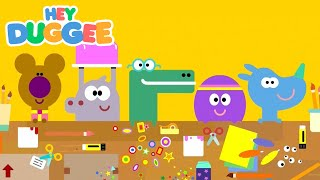 The Puppet Show Badge - Hey Duggee Series 1 - Hey Duggee