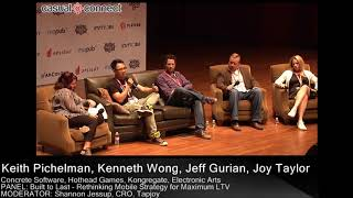 Built to Last – Rethinking Mobile Strategy for Maximum LTV | PANEL